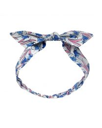 Bluebells Fabric Headband