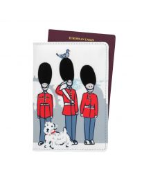 Kids Guards Passport Holder