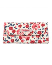 Island Flowers Triangular Glasses Case
