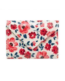 Island Flowers Envelope Card Holder