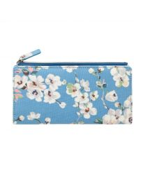 Wellesley Blossom Large Folded Card Purse