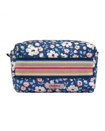 Island Flowers Canvas Pouch