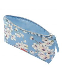 Wellesley Blossom Matt Zip Make up Bag