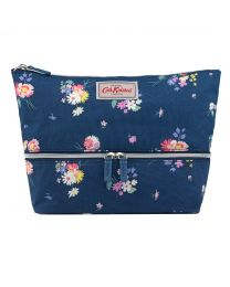 Busby Bunch Double Decker Cosmetic Bag
