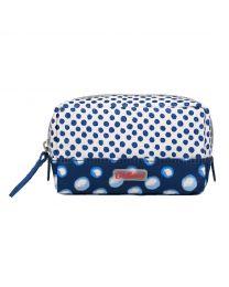 Sparkle Spot Spotty Dotty Box Cosmetic Bag
