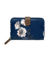 Island Bunch Folded Zip Wallet