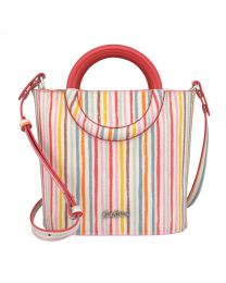 Tresco Stripe Mini Grab Bucket Bag
