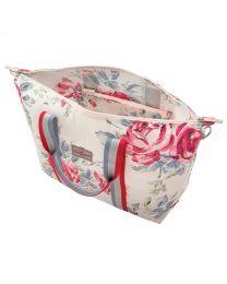 Birthday Rose Foldaway Overnight Bag