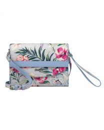 Tropical Garden Band Occasion Clutch