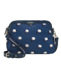 Pom Pom Spot Aster Cross Body