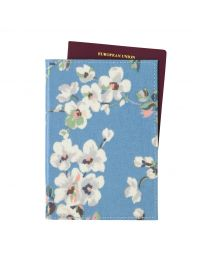 Wellesley Blossom Passport Holder