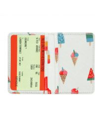 Lollies Two-Fold Ticket Holder