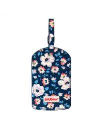 Island Flowers Luggage Tag