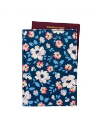 Island Flowers Passport Holder