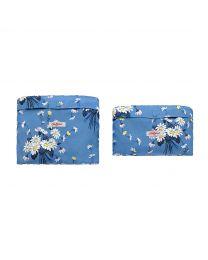 Daisies & Buttercups Foldaway Travel Bags