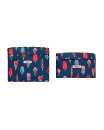 Little Ice Cream Foldaway Travel Bags