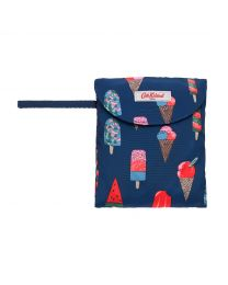 Little Ice Cream Large Foldaway Tote