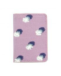 Mini Pom Pom Spot Two-Fold Ticket Holder