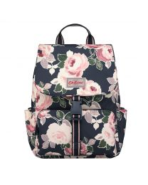 Paper Rose Buckle Backpack