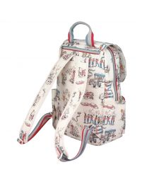 Birthday Party 25th Anniversary Buckle Backpack