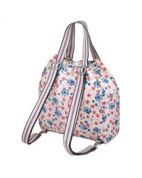 Island Flowers High Summer Bucket Backpack