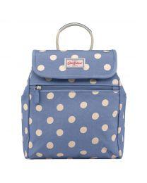 Button Spot Handbag Backpack