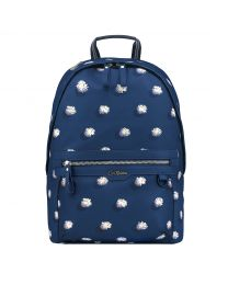 Pom Pom Spot Aster Backpack