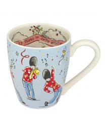 Guards & Guests 25th Birthday Collectable Mug