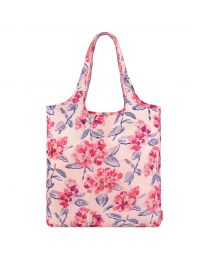 Spring Bloom Foldaway Shopper
