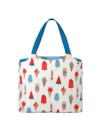 Ice Cream Large Cool Bag Tote