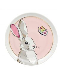 Rabbit Tea Plate