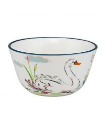 Swan Cereal Bowl