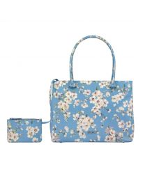 Wellesley Blossom The Thistleton Large Tote