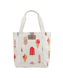 Ice Cream Mini Reverse Coated Tote