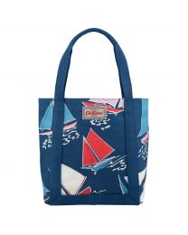 Whitby Waters Mini Reverse Coated Tote