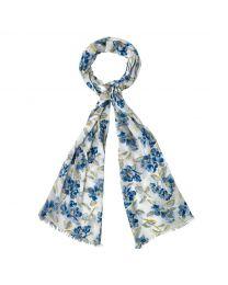 Wellesley Blossom Shawl