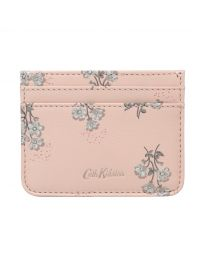 Small Buttercup Bunch Printed Leather Card Holder