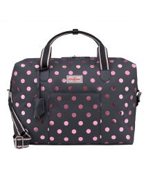 Button Spot Frame Holdall