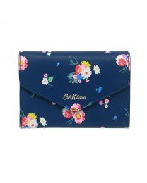 Busby Bunch Printed Leather Mini Purse