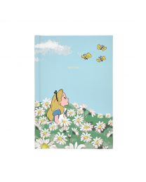 Alice's Meadow Disney A5 Hard Back Notebook