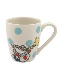 Alice and Friends Disney Placement Mug - Rabbit