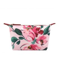 Paintbox Flowers Aster Small Pouch