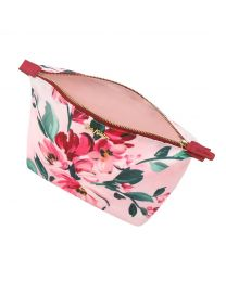 Large Paintbox Flowers Aster Medium Pouch
